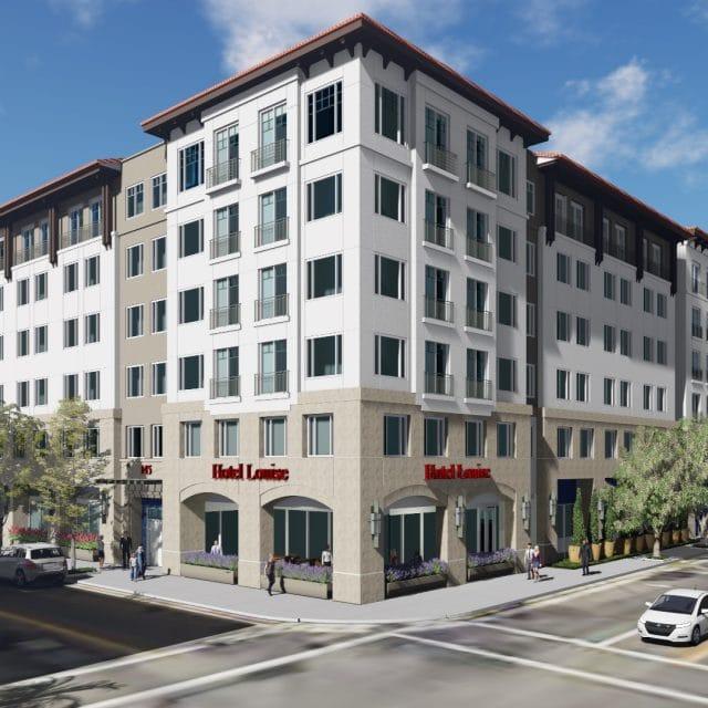 Hotel Louise Glendale CA