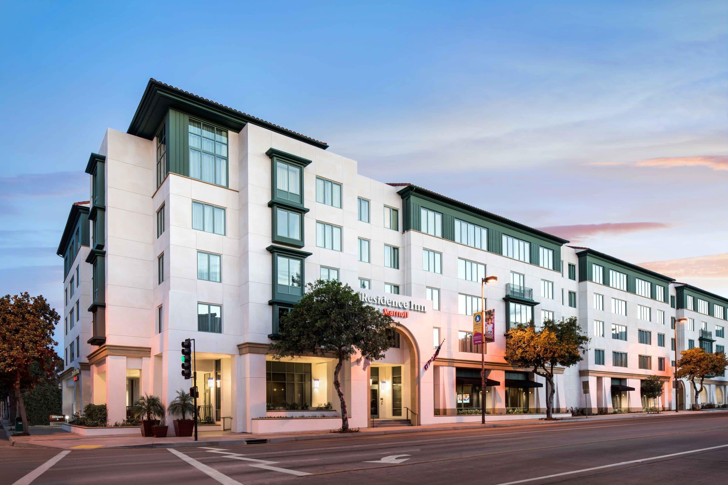 Residence Inn By Marriott Pasadena Old Town R D Olson Development